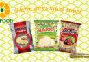 The origin of rice cakes