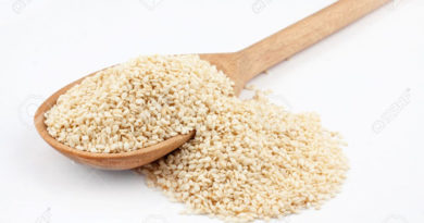 Sesame and its effect on our health